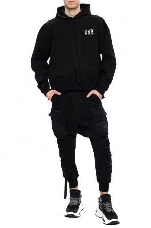 口袋长裤 od Unravel Project