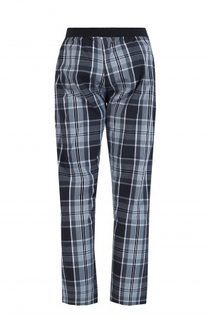 Check pyjama bottom od Diesel