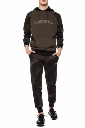 Branded sweatpants od Diesel