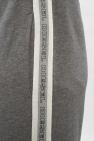 Diesel Side-stripe sweatpants