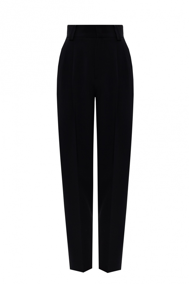 Red Valentino High-waisted trousers