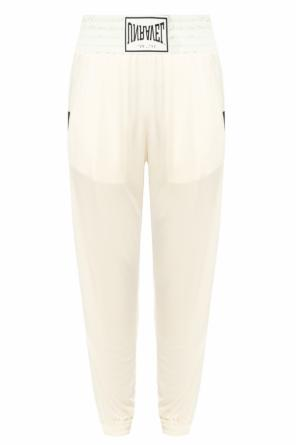 Narrow leg trousers od Unravel Project