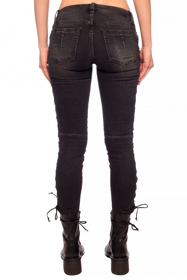 Distressed jeans od Unravel Project
