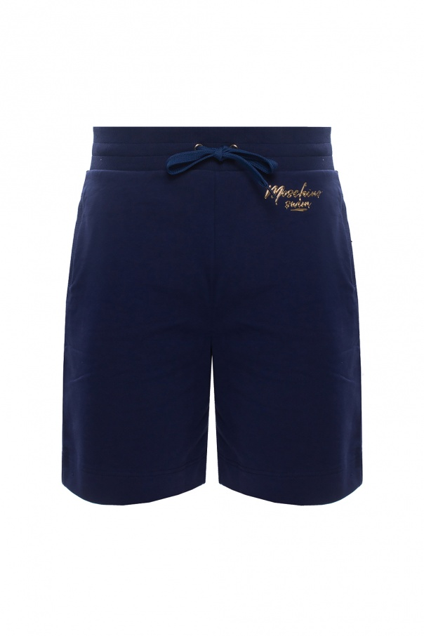 Moschino Shorts with logo