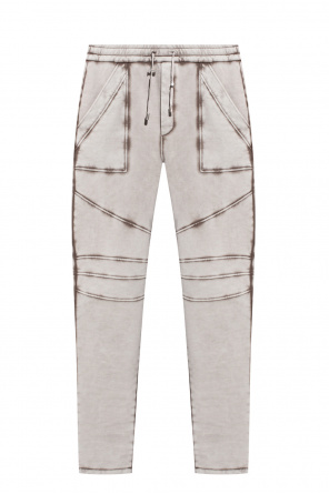 Sweatpants with logo od Balmain