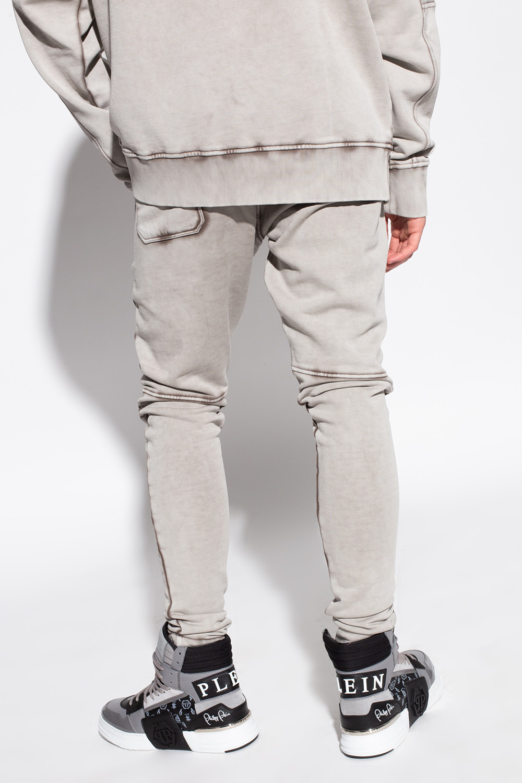 Balmain Sweatpants with logo