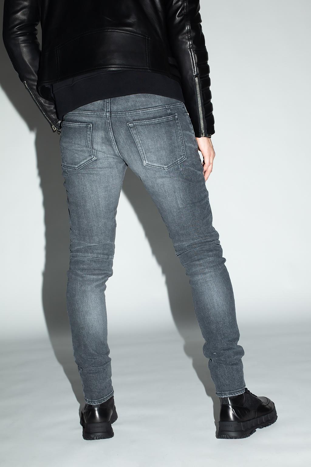 Balmain Distressed jeans