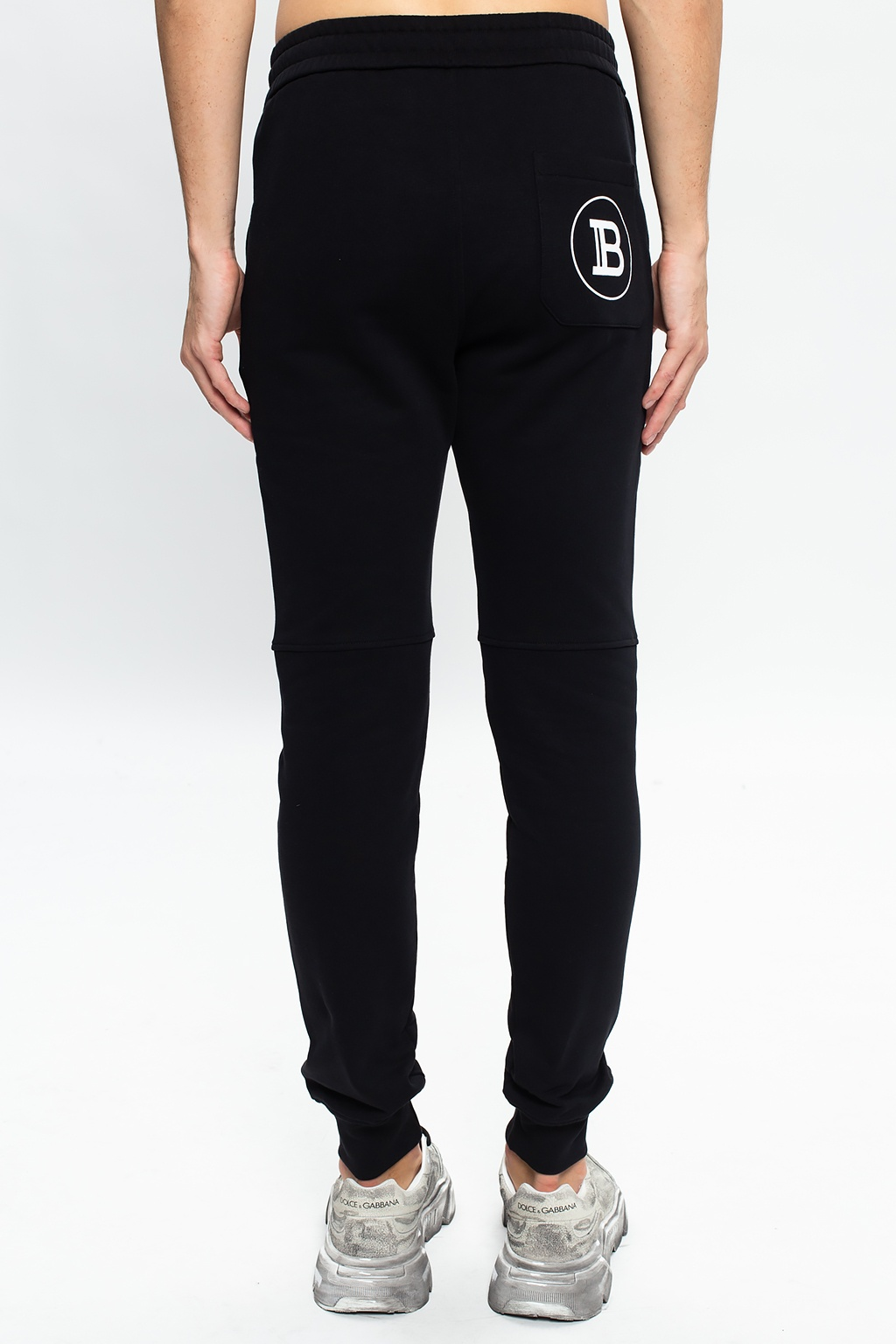 Balmain Sweatpants with logo