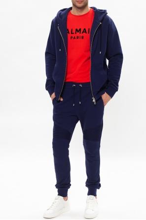 Branded sweatpants od Balmain