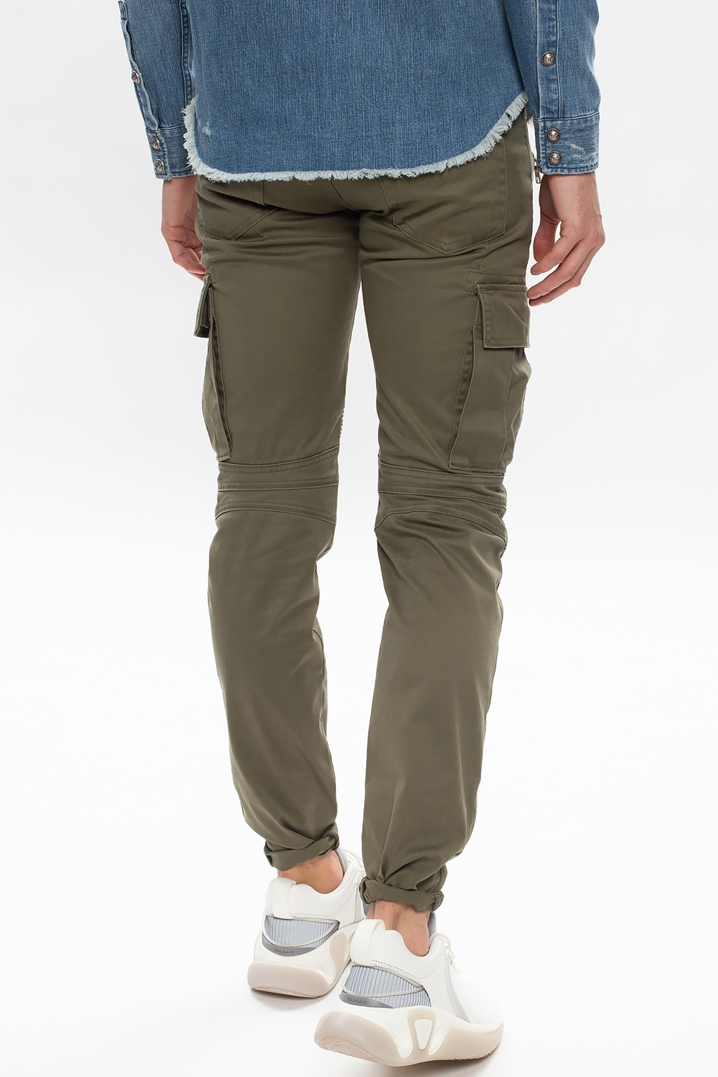 Balmain Trousers with pockets