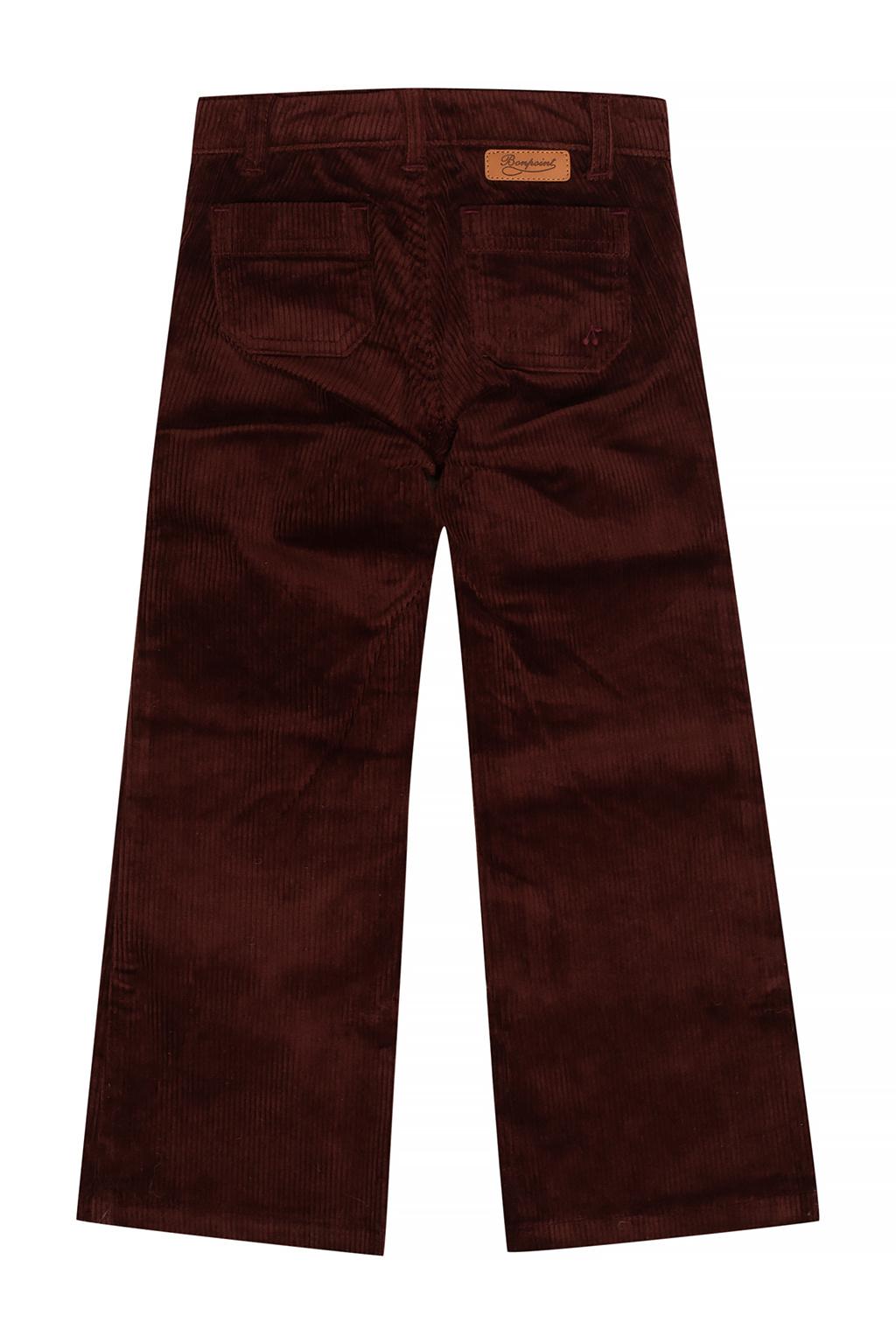 Bonpoint  Sztruksowe spodnie