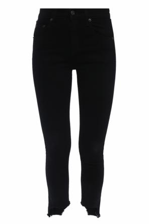 Asymmetrical trim jeans od Rag & Bone