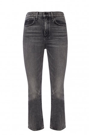 Jeans with expanded legs od Rag & Bone