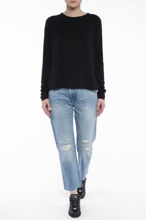 Boyfriend jeans with holes od Rag & Bone