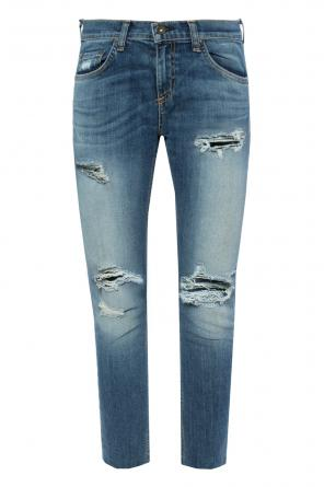 Jeans with holes od Rag & Bone