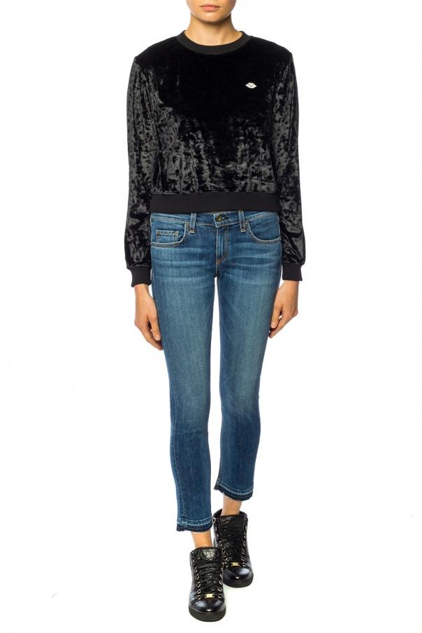 Jeans with raw hems od Rag & Bone