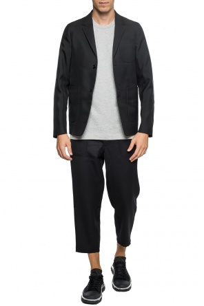 Trousers with tapered legs od Comme des Garcons