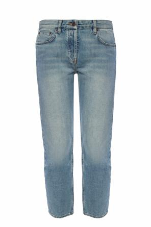 Tapered leg jeans od The Row