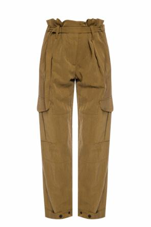 Trousers with a belt od Rag & Bone