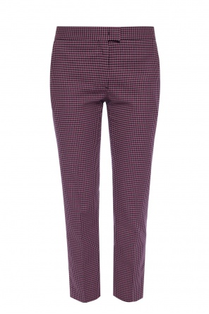 Patterned creased trousers od Paul Smith