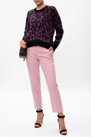 Pleat-front trousers od PS Paul Smith