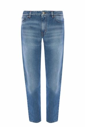 Distressed jeans od Paul Smith