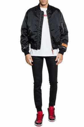 Logo-patched jeans od Balmain