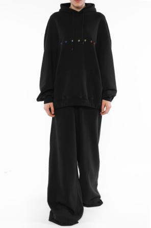 Wide leg trousers od Vetements