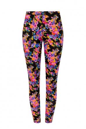 Patterned leggings od Vetements