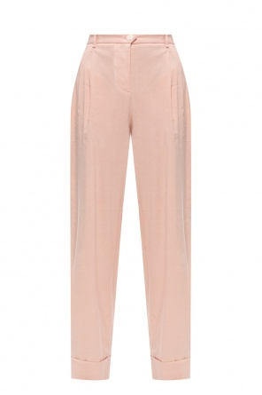 Trousers with rolled-up legs od Rag & Bone