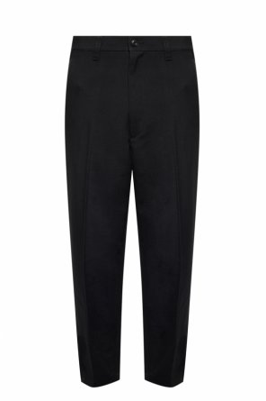 Creased trousers od Junya Watanabe Comme des Garcons