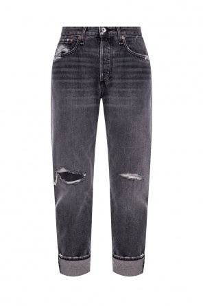 Jeans with rips od Rag & Bone