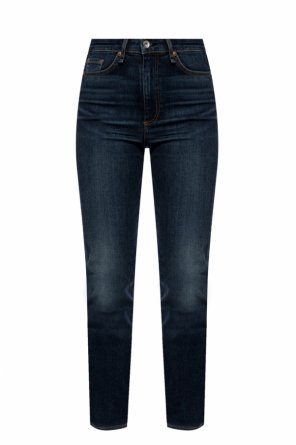 'carla' high-waisted jeans od Rag & Bone