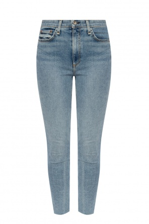 High-rise jeans od Rag & Bone