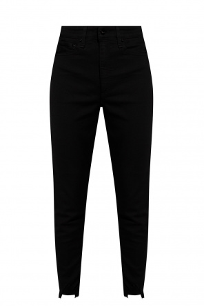 High-waisted jeans od Rag & Bone