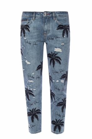 Jeans with holes od Philipp Plein