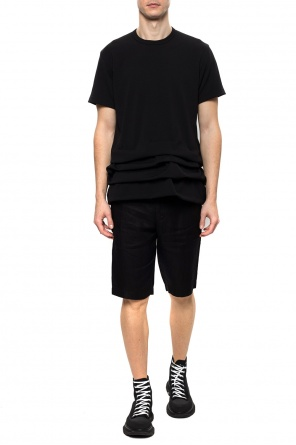 Linen shorts od Junya Watanabe Comme des Garcons