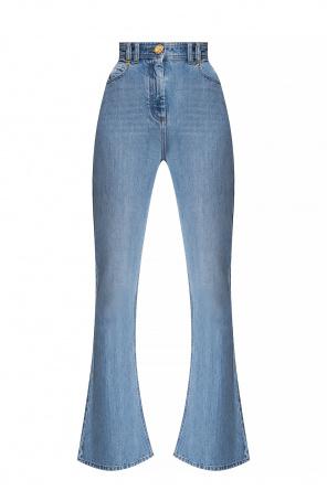Flared jeans od Balmain