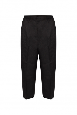 Pleat-front trousers od Junya Watanabe Comme des Garcons
