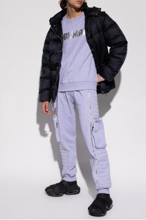 Sweatpants with pockets od Balmain