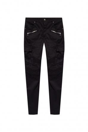 Loose-fitting trousers od Balmain