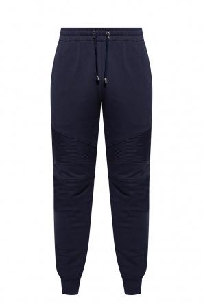 Sweatpants with logo od Balmain