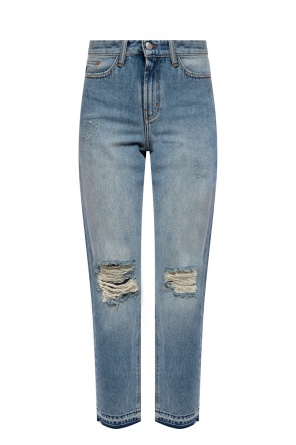 Jeans with holes od Zadig & Voltaire