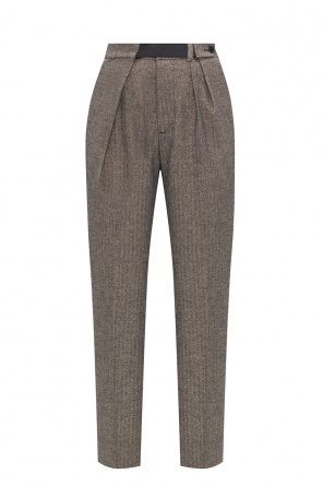 Pleat-front trousers od Zadig & Voltaire