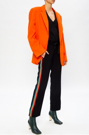 Trousers with lurex stripes od Zadig & Voltaire