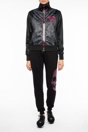Sequinned sweatpants od Philipp Plein