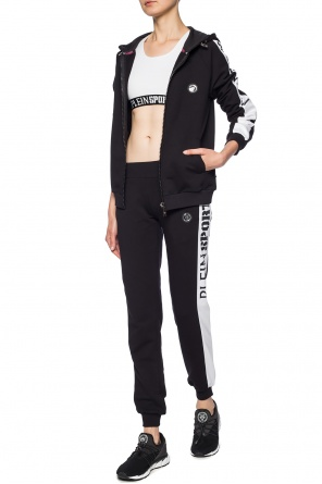 Side-stripe sweatpants od Plein Sport