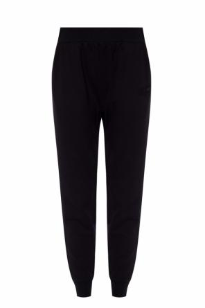 Loose-fitting sweatpants od Plein Sport