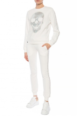 Embellished jogging pants od Philipp Plein