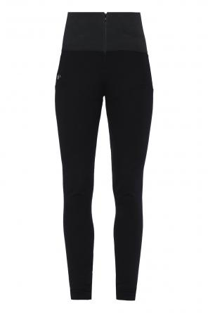 High-waisted leggings od Philipp Plein